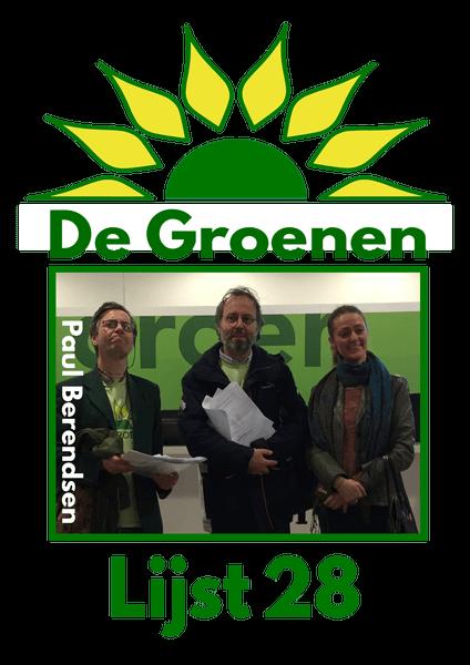 poster met namen amsterdam plek